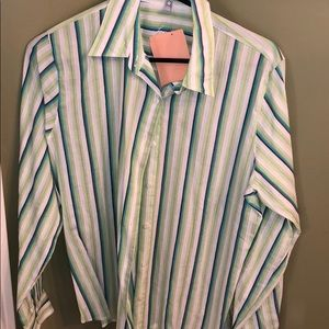 Foxcroft Sz 6 Dress Shirt